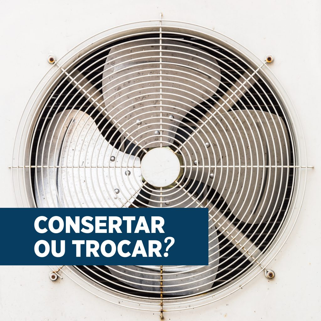 Fan electronic air condition